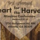 3rd Annual - A Heart for the Harvest Missions Conference