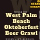 West Palm Beach Oktoberfest Beer Crawl