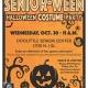 Senior-Ween Halloween Costume Party