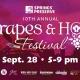 Grapes & Hops Festival