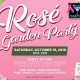 Rosé Garden Party - Blue Martini West Palm Beach