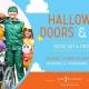Halloween Doors & More