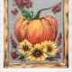 Rebeca Flott Arts- Fall, Friends, and Flowers- Painting with a Twist