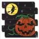 Rustic Scary Pumpkin Pallet