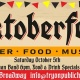 Oktoberfest 2019: Live German Band, German Beer + Food Specials