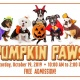 Pumpkin Paws at HallOVeen