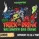 Trick or Drink: Orlando Halloween Bar Crawl (2 Days)