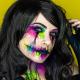 'Creeptober' Halloween Makeup Class with Nikki Carmela