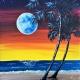 Wai-Ki-Ki Sunset Moon - New! BE THE FIRST!