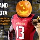 Halloween Paws on the Patio & Football Game Watch