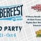 Oktoberfest Patio Party at PBR