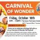 Carnival of Wonder Fall Festival (Camp Lejeune & New River)