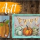 Sip & Paint - New Fall Art!