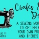 Crafts & Drafts - A Sewing Workshop with Beer!