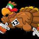 NSB Thanksgiving Gobble Wobble 5K