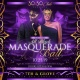 30/30 All Black Masquerade Ball