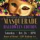 The Sexy Masquerade: Halloween Edition