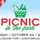 1st Annual Picnic in the Park at Old SChool Square Delray Beach