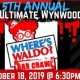 5th Annual WHERE'S WALDO? The Ultimate Wynwood Bar Crawl