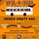 HOWL-O-WEEN Doggie Pawty Bus