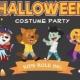 Kids Rule Inc. Halloween Party