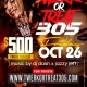 TWERK OR TREAT 305: $500 TWERK COMPETITION (FREE RSVP TIL 12AM WITH COSTUME)