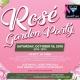 Rosé Garden Party - Blue Martini Fort Lauderdale