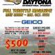 Daytona Int Speedway Full Throttle Bike Show
