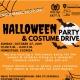 Halloween Costume Drive