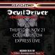 Static-X / Devil Driver at Express LIVE!