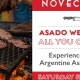 Asado Weekends at Novecento Brickell