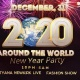 Around The World New Year Party