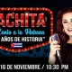 Cachita LE CANTA A La Habana - Sabado 16 de Noviembre 10:30 PM