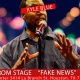 The Incredible Kyle Blue Starring In Banned From Stage Fake News