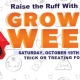 GROWLOWEEN: A Spooktacular event for DOGS!!