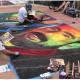 8th Annual Clearwater Beach Chalk Art Festival