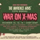 The Lawrence Arms 5th Annual War On Xmas - 3 Day Pass