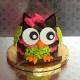 Wine Down Wednesday Owl Cake (BYOB)