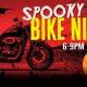 Spooky Bike Night!