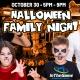 Halloween Family Night