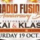 RADIO FUSION 11TH ANNIVERSARY : KLASS & KAI