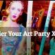 Art Party X- 10/26/19