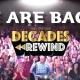 Decades Rewind -New Year's Eve