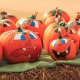 TeenTober: Pumpkin Painting
