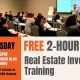 October 24th: FREE 2-HR Real Estate Investor 101 Training