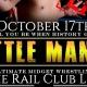 Midget Wrestling at The Rail Club Live(RCL MEMBERS FREE)