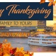 Thanksgiving Cruises