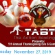 Thanksgiving Eve 5th Annual Scratch 6 game Sweeper