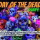 Day of the Dead Party with Buddha Gonzalez & The Maggot Overlords