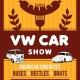 Buses, Beetles, and Brats Oktoberfest VW show